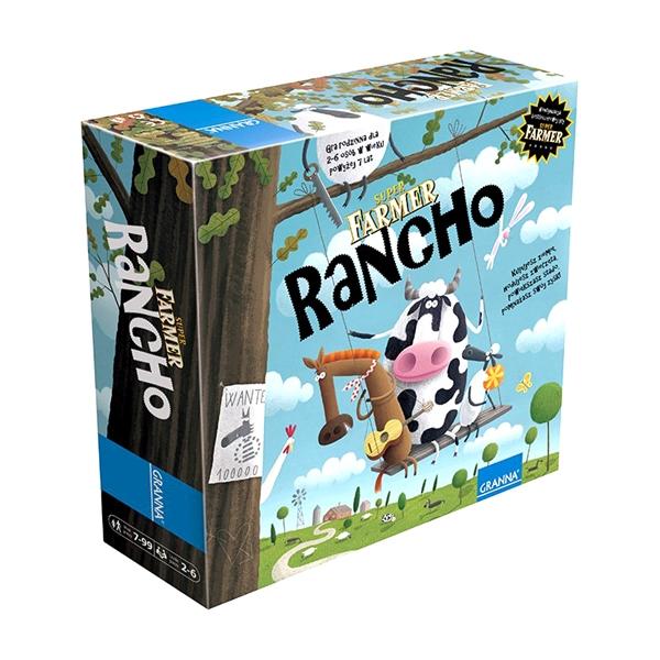 Super farmer rancho gioco di societ giochi in legno for Costruire un ranch