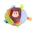 Immagine di palla in stoffa scimmietta