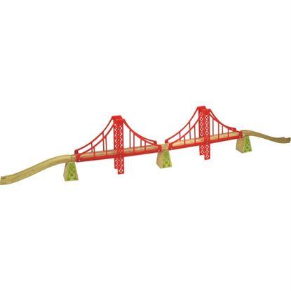 Immagine di ponte a doppia sospensione