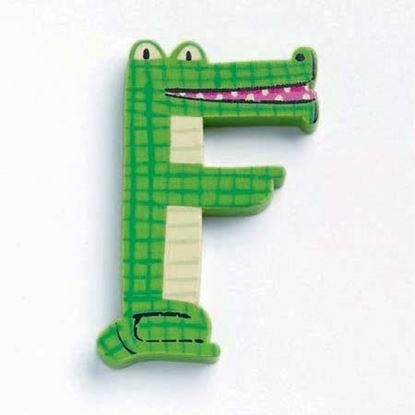 Immagine di lettera f