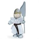 Immagine di cavaliere crociato