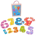 Immagine di puzzle i numeri