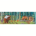 Immagine di puzzle gli amici della foresta