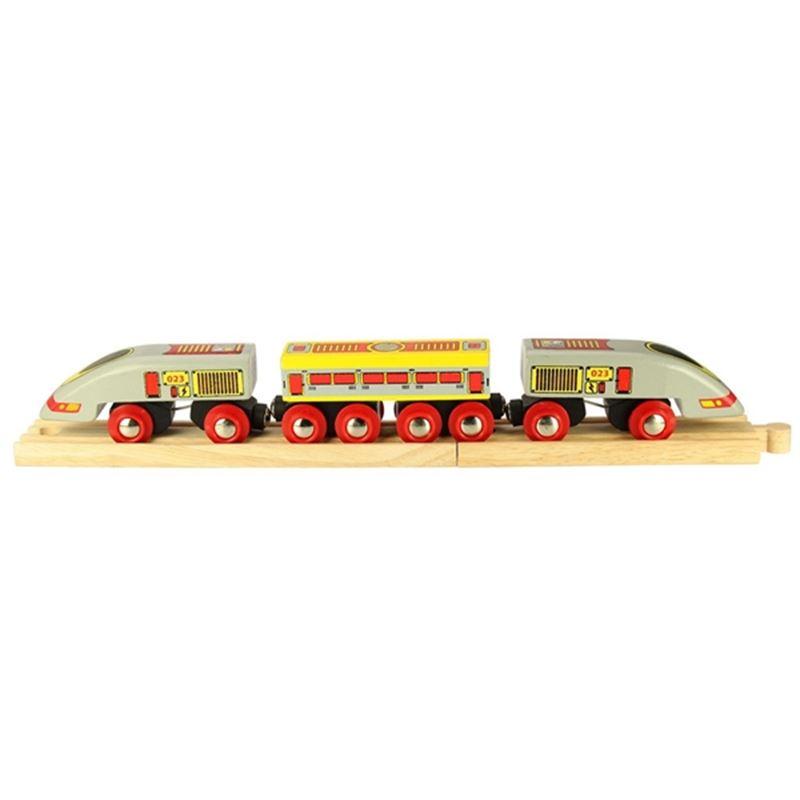 Immagine di trenino alta velocità