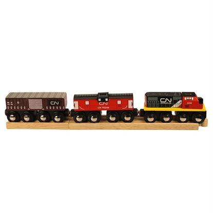 Immagine di trenino canadese
