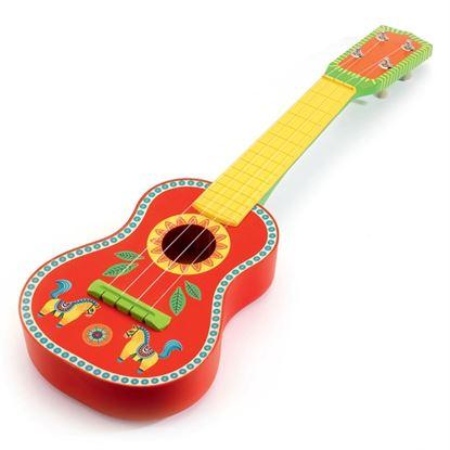 Immagine di chitarra andina