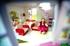"""Immagine di casa bambole - """"big cottage"""" arredato"""