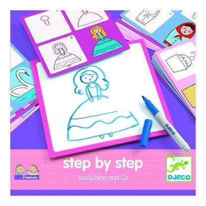 Immagine di imparare a disegnare bambina