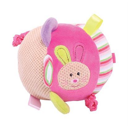 Immagine di palla in stoffa coniglietta