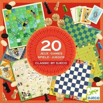 Immagine di 20 giochi classici in scatola