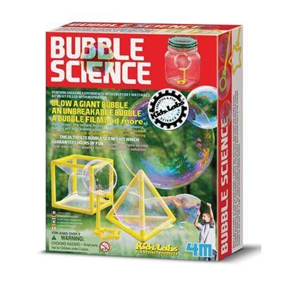 Immagine di scienza delle bolle