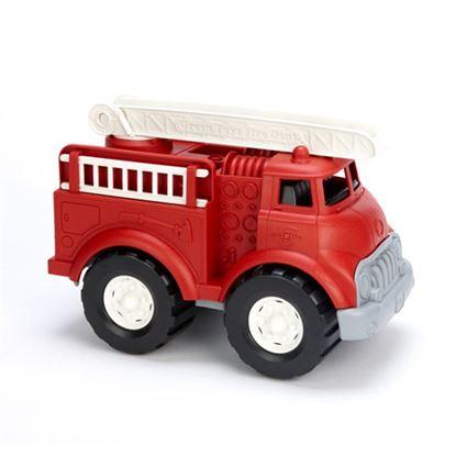 Immagine di camion autopompa dei pompieri