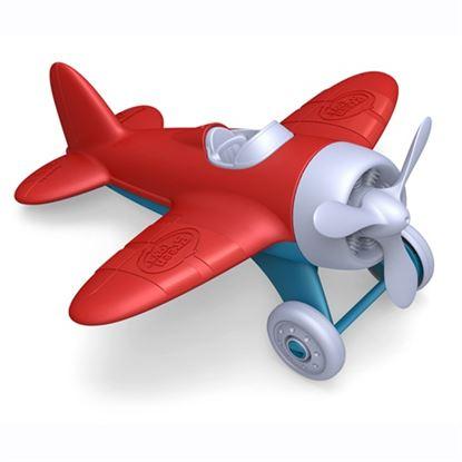 Immagine di aeroplano rosso