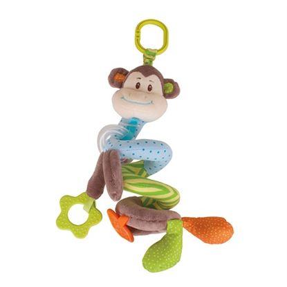 Immagine di spirale passeggino scimmietta