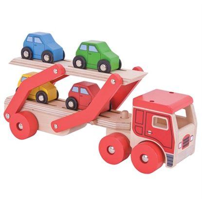 Immagine di bisarca giocattolo