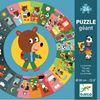 Immagine di puzzle gigante la giornata pz 24