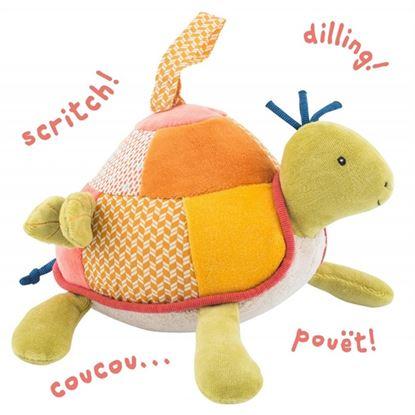 Immagine di pupazzo tartaruga multiattività