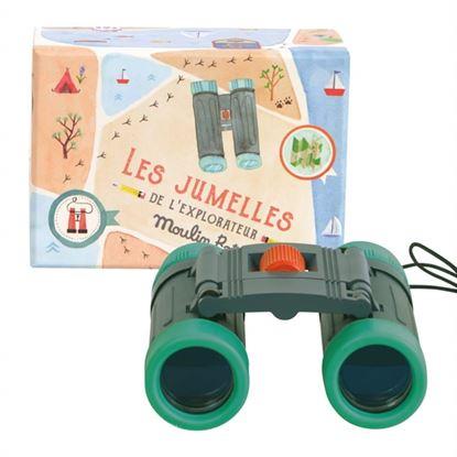 Immagine di binocolo per bambini