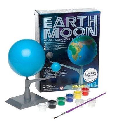 Immagine di kit terra luna da costruire