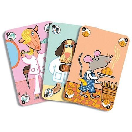 Immagine per la categoria giochi carte djeco