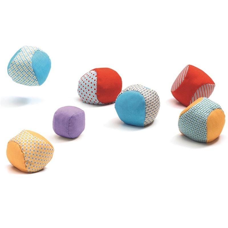 Immagine di bocce in stoffa