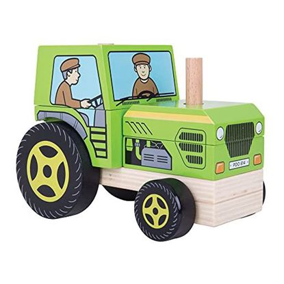 Immagine di trattore da costruire