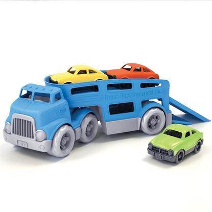 Immagine di bisarca con 3 auto
