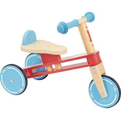 Immagine di triciclo a 3 ruote