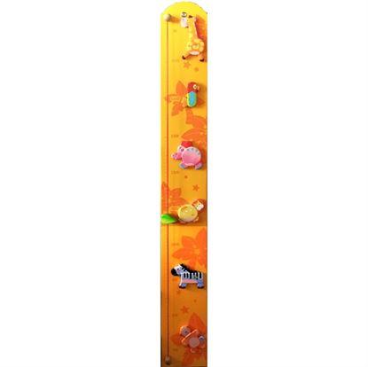 Immagine di metro per bambini savana