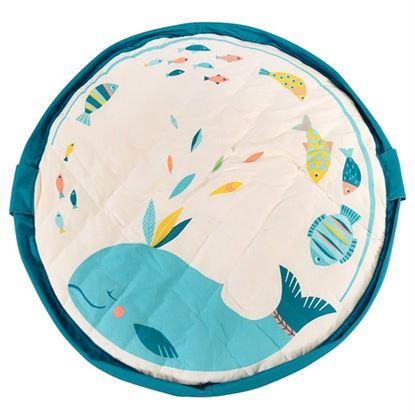Immagine di tappetone balena