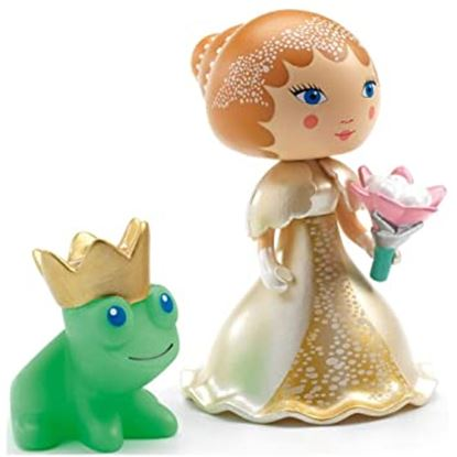 Immagine di bianca e il principe ranocchio