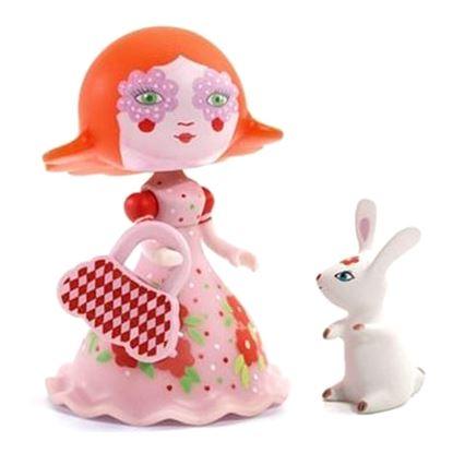 Immagine di elodia e il coniglietto