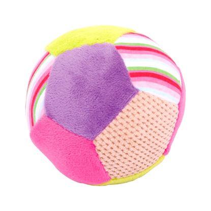 Immagine di palla in stoffa piccola coniglietta