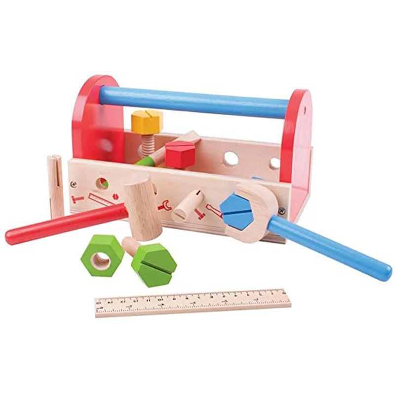 Immagine di cassetta attrezzi giocattolo