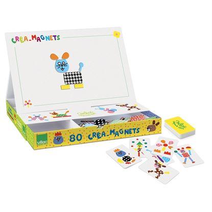 Immagine di valigetta magnetica animali