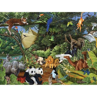 Immagine di puzzle l'arca pz 350
