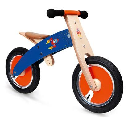 Immagine di bicicletta reversibile spazio
