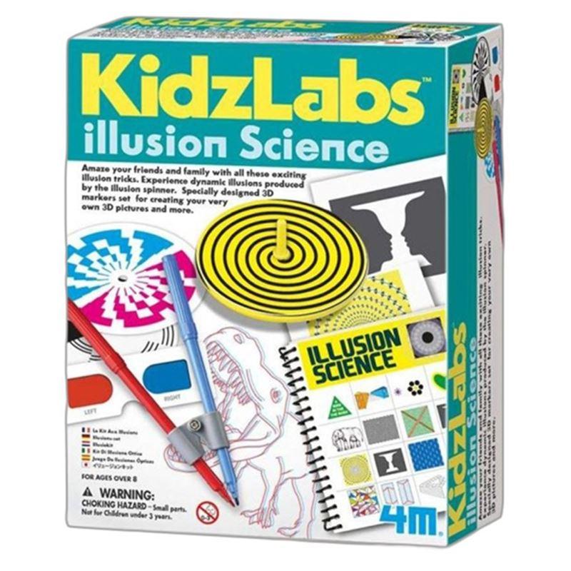 Immagine di scienza dell'illusione