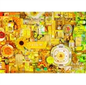 Immagine di puzzle giallo