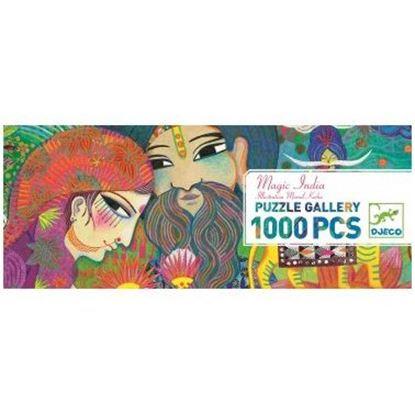 Immagine di puzzle magic india pz 1000