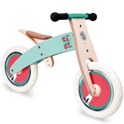 Immagine di bicicletta reversibile farfalla