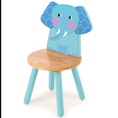 sedia per bambini elefante
