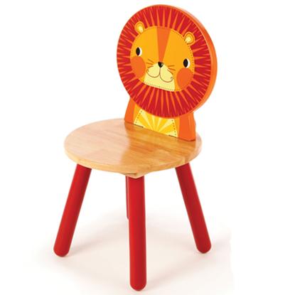 sedia per bambini leone