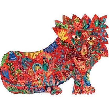 puzz'art leone djeco