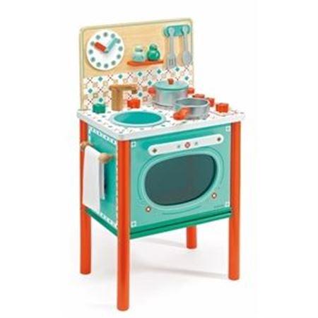 Immagine per la categoria cucina giocattolo in legno