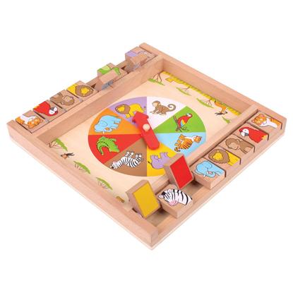 gioco la scatola degli animali