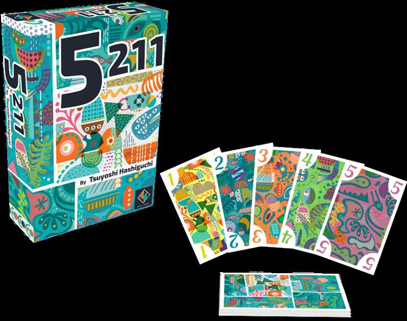5211 gioco di carte