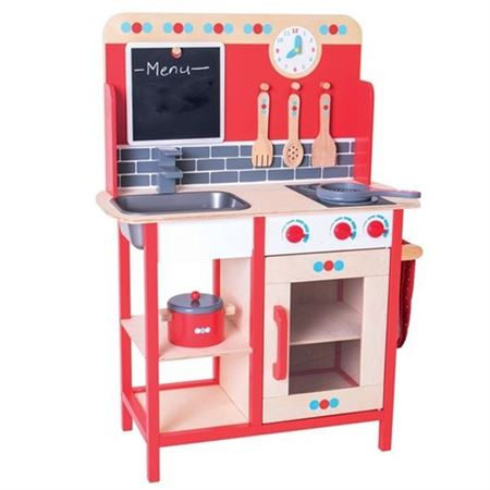 Immagine per la categoria cucina in legno per bambini