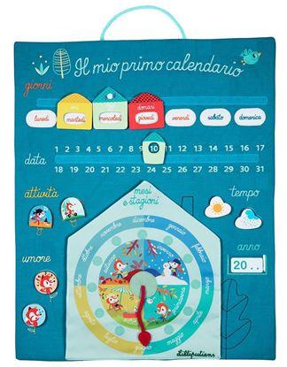 il mio primo calendario lilliputiens
