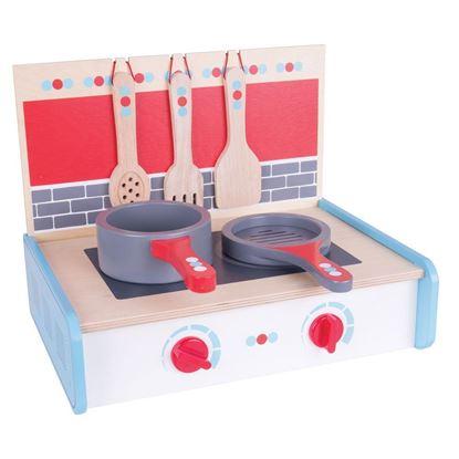 cucinetta giocattolo legno
